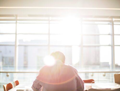 Charla sobre la inserción laboral con éxito de una persona con problemas de salud mental